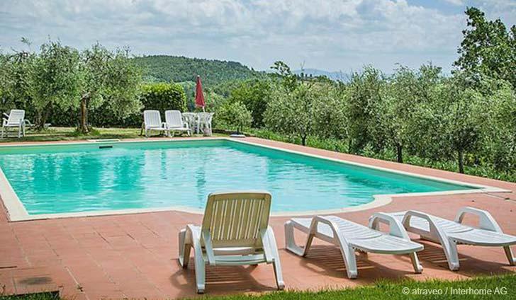 Ferienwohnung in Barberino Val d'Elsa für max. 4 Personen