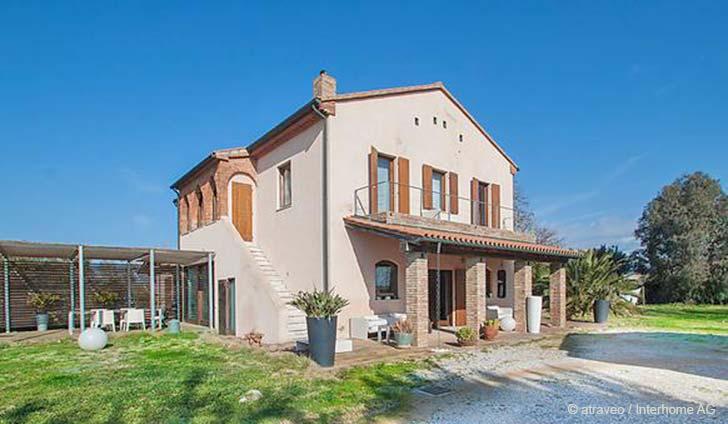 Ferienhaus in Campiglia Marittima für max. 5 Personen