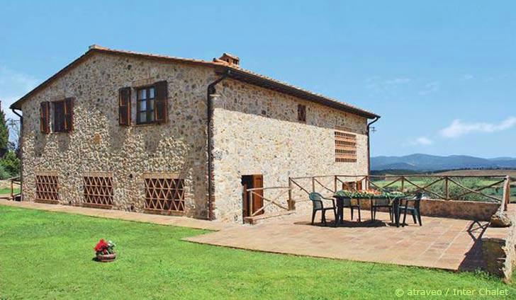Ferienhaus in Casole d'Elsa für max. 8 Personen