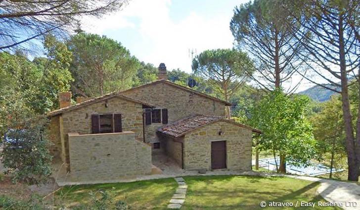Ferienhaus in Castiglion Fiorentino für max. 8 Personen