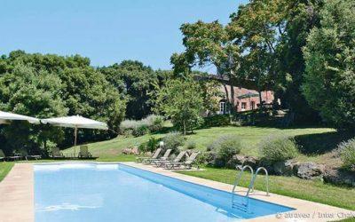 Ferienhaus in Gambassi Terme für max. 14 Personen