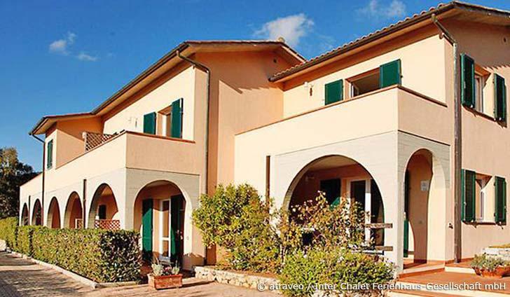 Ferienwohnung in Marina di Campo für max. 5 Personen