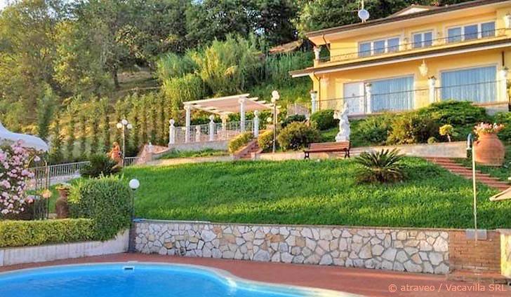 Ferienhaus in Massarosa für max. 8 Personen