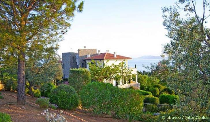 Ferienwohnung auf Monte Argentario mit Seeblick