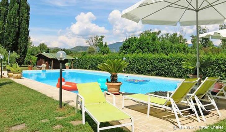 Ferienhaus in Pisa für max. 4 Personen