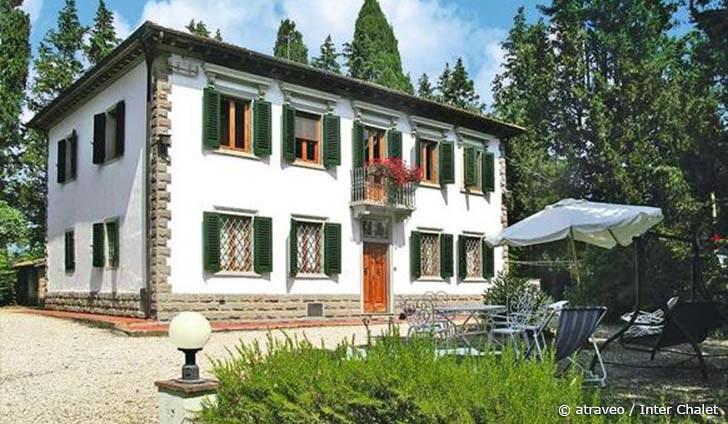 Ferienhaus in Tavernelle Val di Pesa mit üppiger Ausstattung