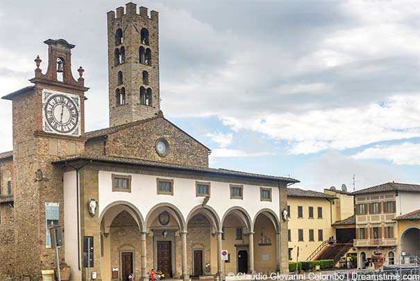 Santuario di Santa Maria in Impruneta