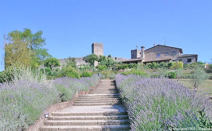 Ferienhäuser & Ferienwohnungen in Monteriggioni