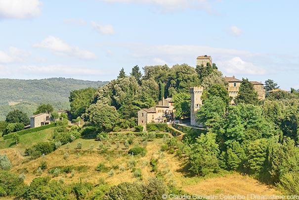 Ferienwohnung oder Ferienhaus in Panzano in Chianti buchen