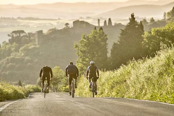 Radfahren in der Toskana
