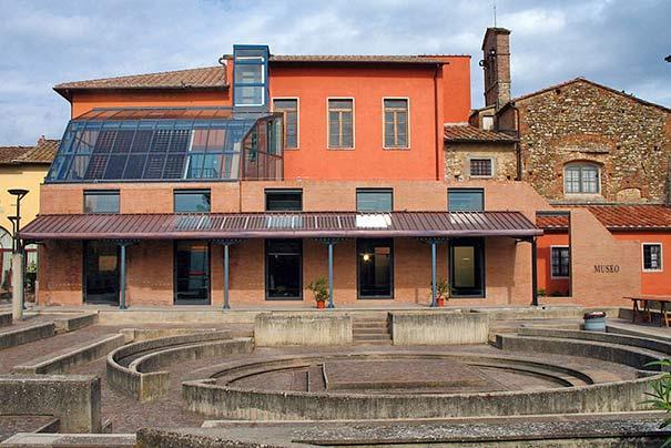 Das Museum für religiöse Kunst in San Casciano in Val di Pesa