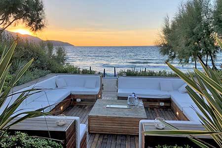 Ferienhäuser mit Meerblick auf Elba