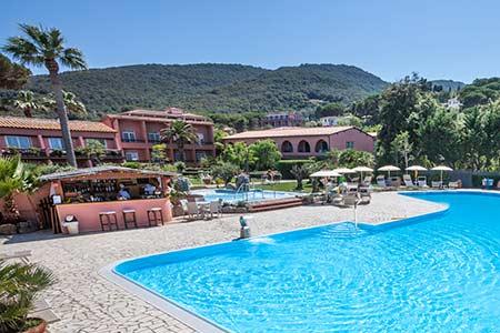 Ferienhaus mit Pool auf Elba finden