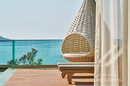 Ferienhäuser mit Meerblick in Marina di Pietrasanta