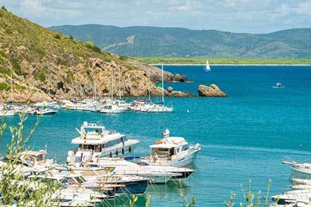 Ferienanlagen und Ferienparks auf Monte Argentario