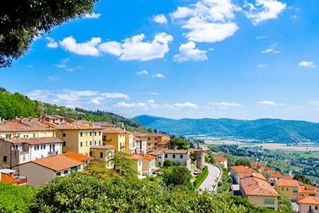 Sonderangebote & Last Minute Unterkünfte in Cortona