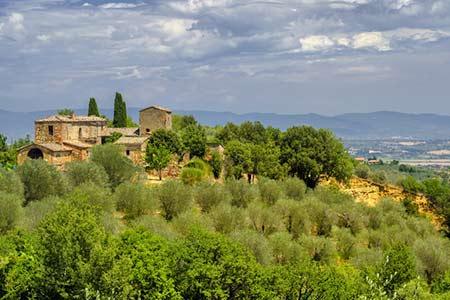 XXL-Ferienhäuser ab 8 Personen in Montepulciano
