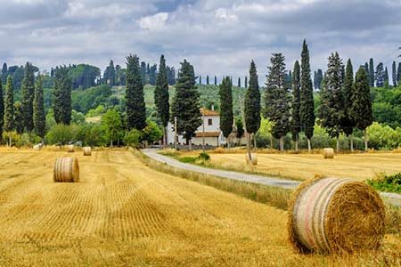 Urlaub auf dem Bauernhof in Volterra