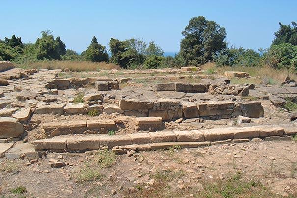 der Archäologische Park von Baratti und Populonia
