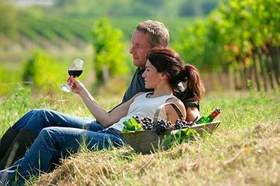 Toskana Urlaub auf dem Weingut