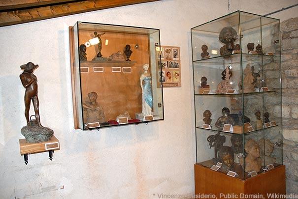 Caprese Michelangelo - Museum