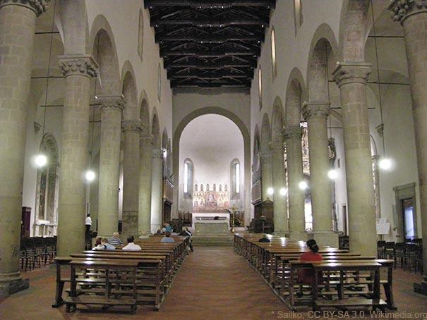 Sansepolcro - Duomo di Sansepolcro