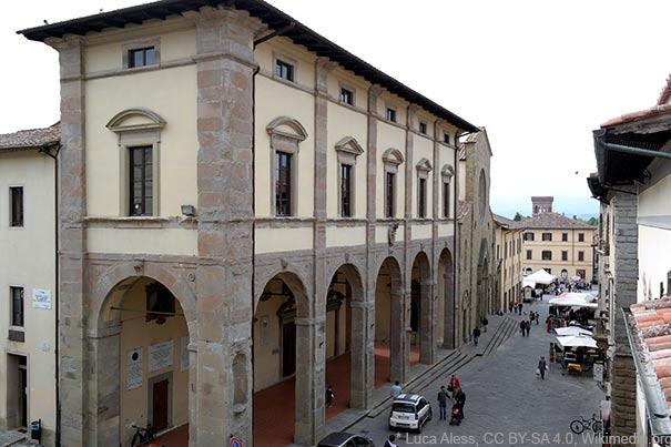 Palazzo comunale in Sansepolcro