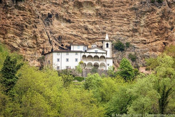 Vergemoli - Kloster Eremo Di Calomini